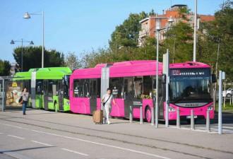 Dunkerque : le bus gratuit séduit les automobilistes