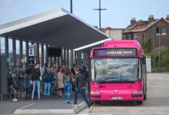 Dunkerque : effets de la gratuité partielle - mars 2017