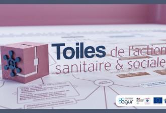 Webinaire de présentation des toiles de l'action sanitaire et sociale