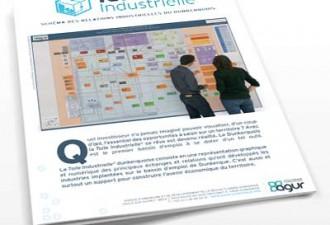 La Toile industrielle ® Schéma des relations inter industrielles du Dunkerquois