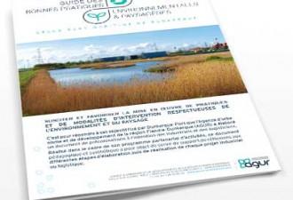 Le cahier synthèse du guide des bonnes pratiques environnementales et paysagères