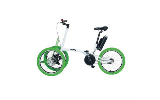 TRICYCLE KIFFY ELECTRIQUE