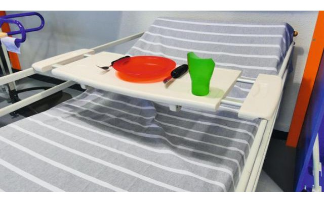 TABLE POUR BARRIERES DE LIT
