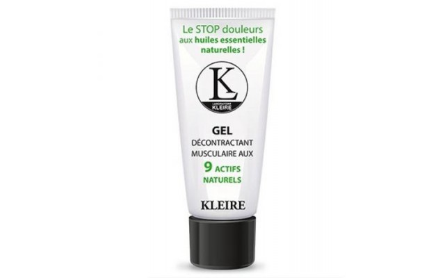 GEL DECONTRACTANT MUSCULAIRE KLEIRE 100ML