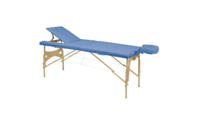 TABLE BOIS ECOPOSTURAL PLIANTE