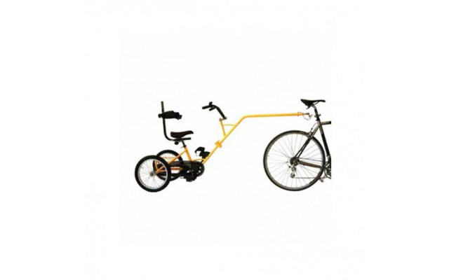 TRICYCLE ENFANT TRACTABLE TONICPOUSS