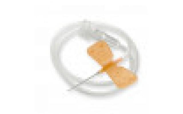 MICROPERFUSEUR MIRAGE 0,5X19MM G25 5/10 ORANGE PIECE