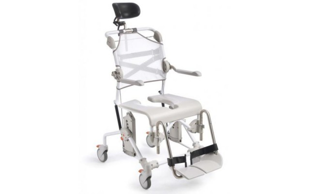 CHAISE DE DOUCHE ETAC SWIFT MOBILE 2 (INCLINABLE OU NON ICLINABLE) LPPR