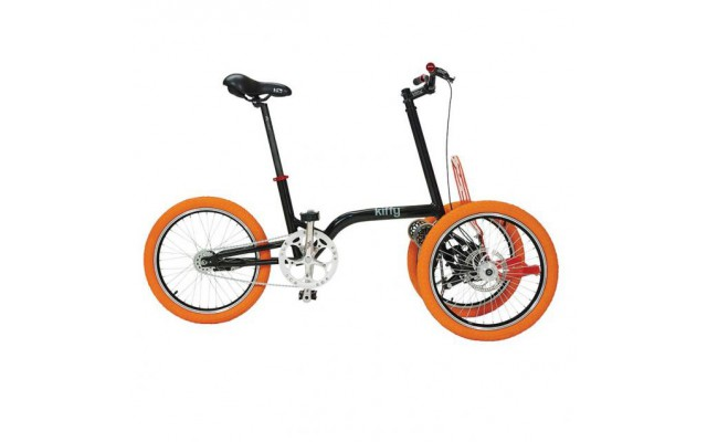 TRICYCLE KIFFY STANDARD