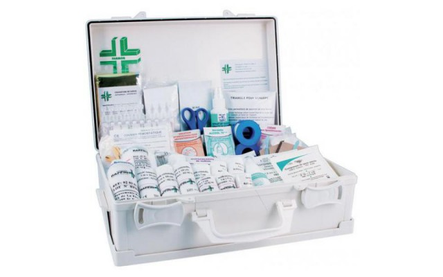 COFFRET SECOURS 20 PERS ABS